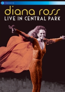 Diana Ross: Live in Central Park, DVD DVD