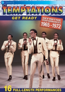 The Temptations: Get Ready - Definitive Performances 1965-1972, DVD DVD