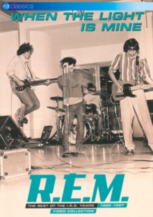 REM: When the Light Is Mine, DVD DVD