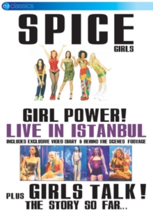 Spice Girls: Girl Power! Live in Istanbul, DVD DVD