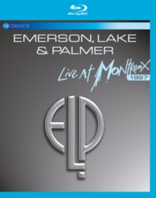 Emerson, Lake and Palmer: Live at Montreux 1997, Blu-ray BluRay