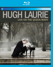 Hugh Laurie: Live On the Queen Mary, Blu-ray BluRay