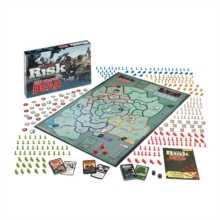 Walking Dead Risk Board Game, Paperback Book