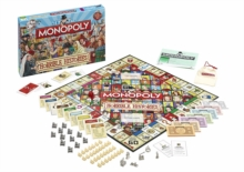 Horrible Histories Monopoly  Board Game, Paperback Book
