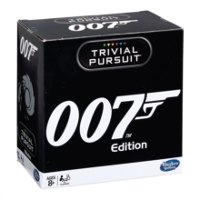 James Bond Trivial Pursuit Bite Size Board Game, Toy Book