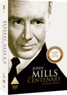 John Mills: Centenary Collection, DVD  DVD