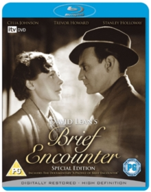Brief Encounter, Blu-ray  BluRay