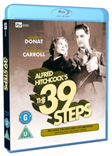 The 39 Steps: Special Edition, Blu-ray BluRay