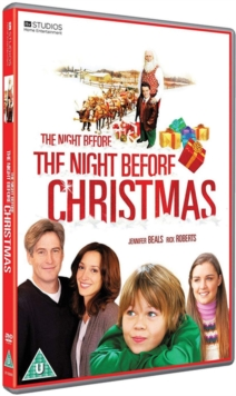 The Night Before the Night Before Christmas, DVD DVD