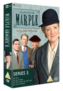 Marple: The Complete Series 5, DVD  DVD