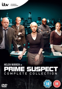 Prime Suspect: Complete Collection, DVD  DVD