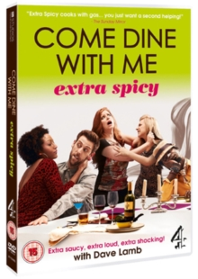 Come Dine With Me: Extra Spicy, DVD  DVD
