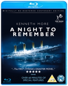 A   Night to Remember, Blu-ray BluRay