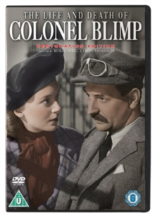 The Life and Death of Colonel Blimp, DVD DVD