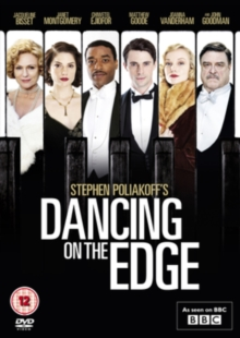 Dancing On the Edge, DVD  DVD