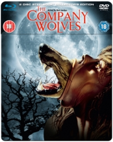 The Company of Wolves, Blu-ray BluRay