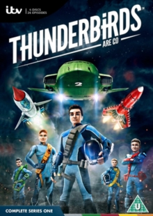 Thunderbirds Are Go: Complete Series 1, DVD DVD