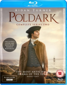 Poldark: Complete Series Two, Blu-ray BluRay