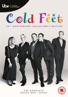 Cold Feet: The Complete Series One - Seven, DVD DVD