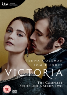 Victoria: The Complete Series One & Series Two, DVD DVD