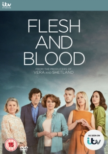 Flesh & Blood, DVD DVD