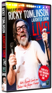 Ricky Tomlinson's Laughter Show Live, DVD  DVD