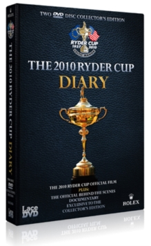 Ryder Cup: 2010 - Diary and 38th Ryder Cup Official Film, DVD  DVD