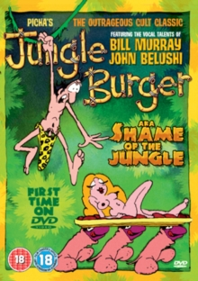 Jungle Burger, DVD  DVD