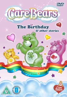 Care Bears: Happy Birthday Care Bears, DVD  DVD