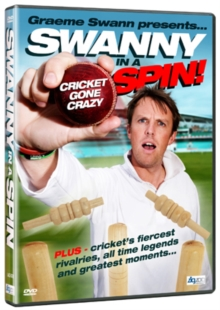 Swanny - In a Spin!, DVD  DVD
