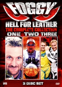 Foggy: Hell for Leather 1-3, DVD  DVD