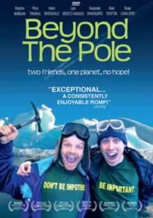 Beyond the Pole, DVD  DVD