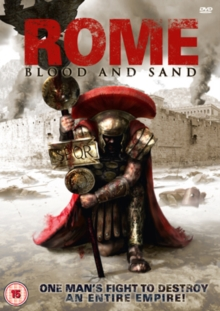 Rome, Blood and Sand, DVD  DVD