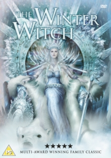 The White Witch, DVD DVD