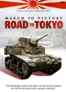 March to Victory: Road to Tokyo, DVD  DVD