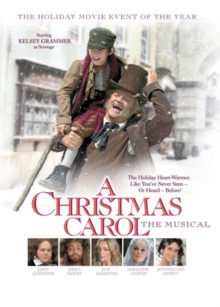 A   Christmas Carol - The Musical, DVD DVD