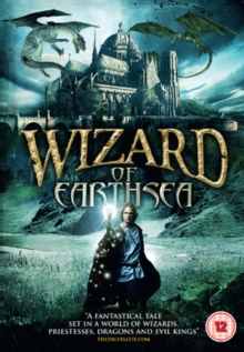 Wizard of Earthsea, DVD  DVD