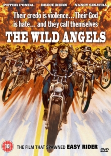 The Wild Angels, DVD DVD