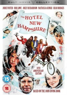 The Hotel New Hampshire, DVD DVD