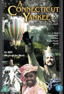 A   Connecticut Yankee in King Arthur's Court, DVD DVD