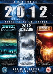 2012: Apocalyptic Collection, DVD  DVD