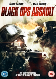 Black Ops Assault, DVD  DVD