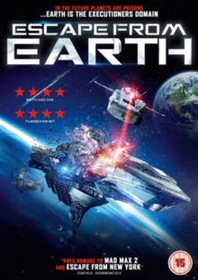 Escape from Earth, DVD DVD