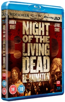 Night of the Living Dead 3D - Re-animation, Blu-ray  BluRay