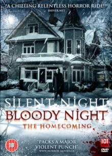 Silent Night Bloody Night - The Homecoming, DVD  DVD