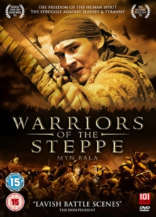 Warriors of the Steppe - Myn Bala, DVD  DVD