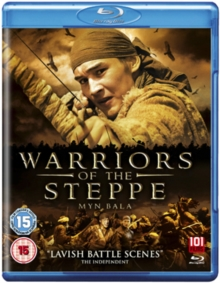 Warriors of the Steppe - Myn Bala, Blu-ray  BluRay