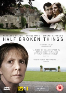 Half Broken Things, DVD  DVD