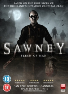 Sawney - Flesh of Man, DVD  DVD