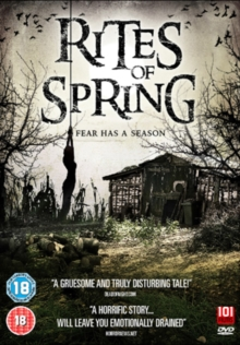 Rites of Spring, DVD  DVD